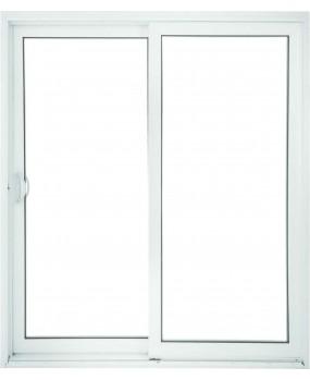 Porte simple avec vitre Type Prestige