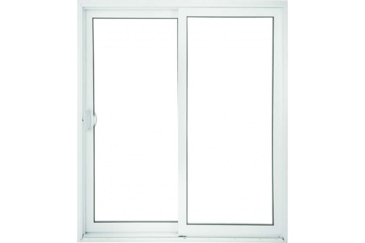 Accueil- Porte simple avec vitre Type Prestige