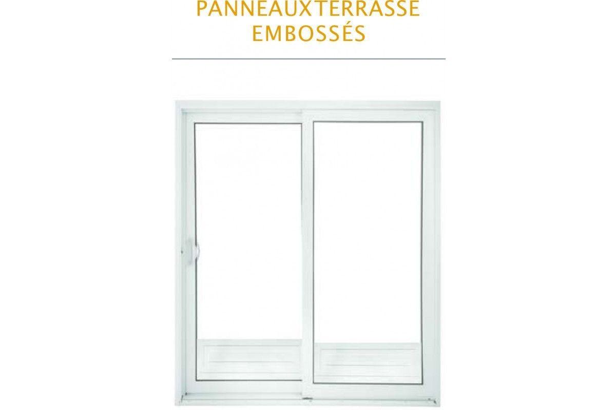 Accueil- Porte simple avec vitre Type Classique