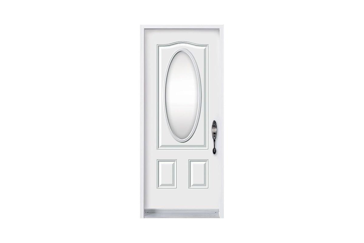Coulissante-Fenêtre Coulissante PVC Classique Simple Action