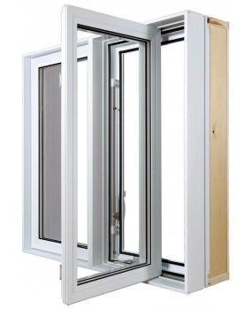 Fenêtre à battant PVC  - 2