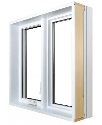 Fenêtre à battant PVC  - 5