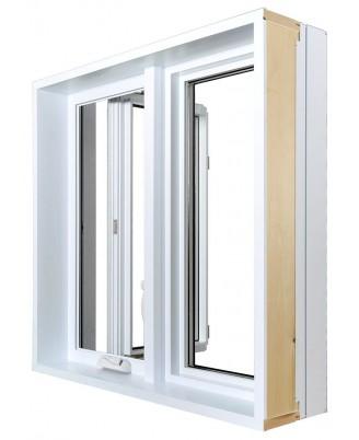 Fenêtre à battant PVC  - 6