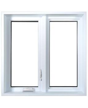 Fenêtre à battant PVC  - 7