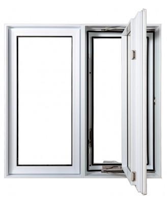 Fenêtre à battant PVC  - 4