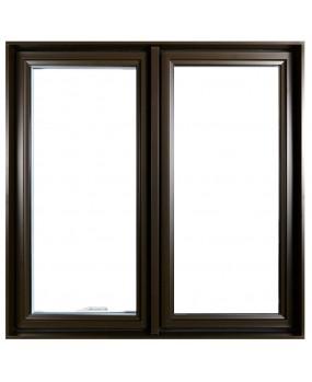 Fenêtre à battant Hybride PVC / Aluminium Classique  - 2