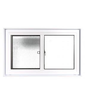 Fenêtre Coulissante PVC Simple Action  - 3