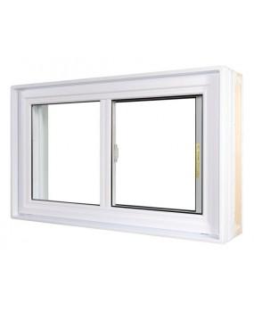 Fenêtre Coulissante PVC Simple Action  - 2