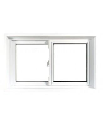 Fenêtre Coulissante PVC Simple Action  - 4