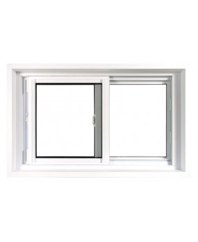 Fenêtre Coulissante PVC Simple Action  - 5