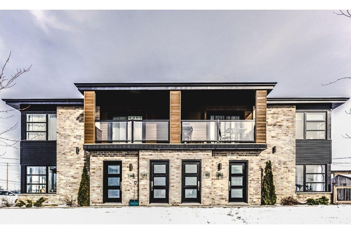 Portes et fenêtres contemporaines Trois-Rivières