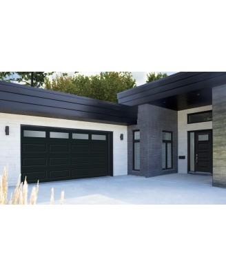 Porte de garage contemporaine Boucherville