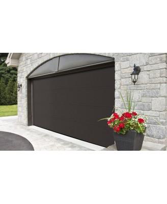 Porte de garage contemporaine Trois-Rivières