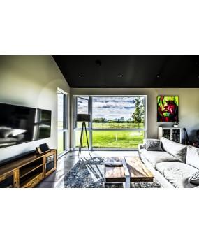 Fenêtres contemporaines PVC
