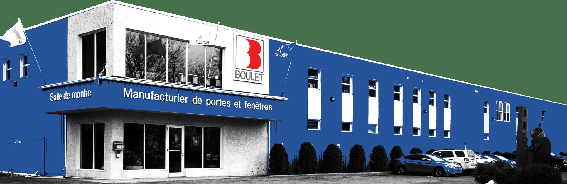 Portes et Fenêtres Boulet - Sorel-Tracy